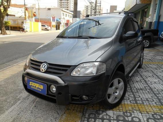 Volkswagen Crossfox 1.6 Mi 8v Total Flex, Dkq3592