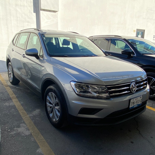 Volkswagen Tiguan Trendline Plus 2020
