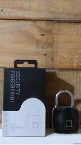 Cadeado Biométrico