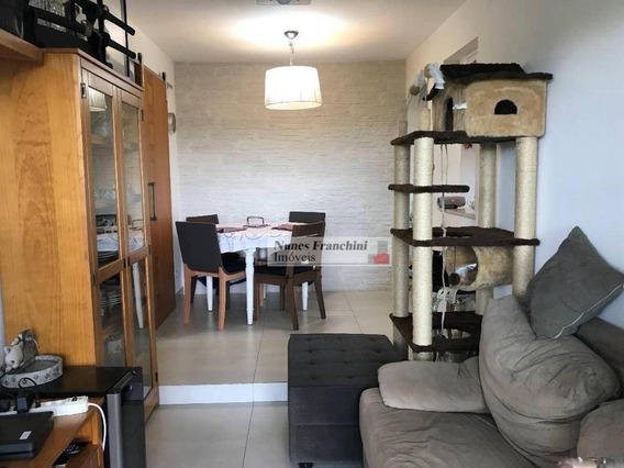 Alto De Pinheiros-zo/sp - 2 Dormitórios, 1 Vaga - Ap6138