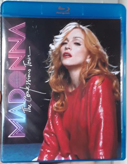 Bluray Madonna The Confessions Tour + Extras - Frete Gratis