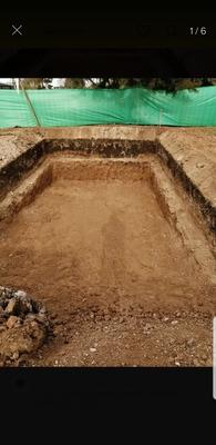 Excavación De Piletas / Piscinas