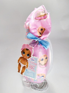 Muñeco Recien Nacido Sorpresa