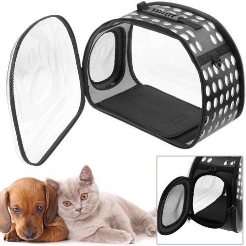 Maleta Mochila Transportador De Mascotas Para Perros Y Gatos