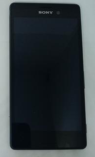 1° Sony Xperia M4 Preto 16gb E2363 C/ Defeito S/ Garantia