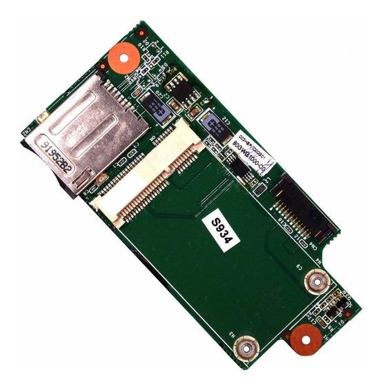 Placa Wireless 3g E Cartão Sim Positivo Mobo 3g 2055 (9319)