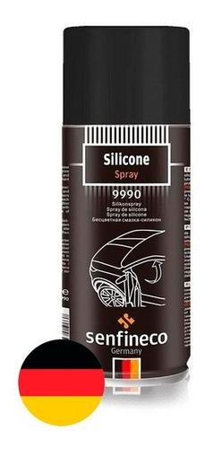Imagen 1 de 3 de Senfineco Silicona En Spray 450ml - Alemana