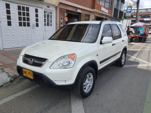 Honda Cr-v 4x4 Mt 2.400 Cc