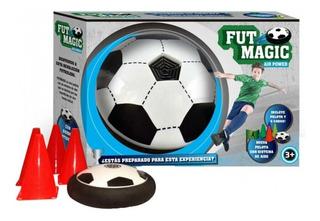 Juego Fut Magic Pelota De Aire + 4 Conos Juegos Y Juguetes