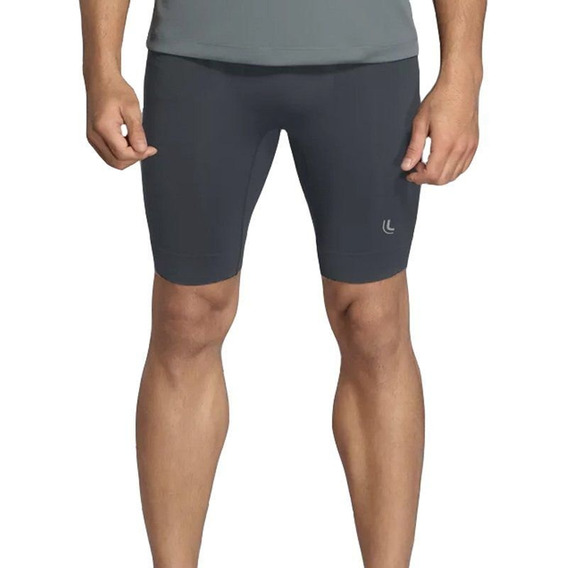 Kit Com 3 Bermudas Sport Térmica Compressão Sem Costura Lupo