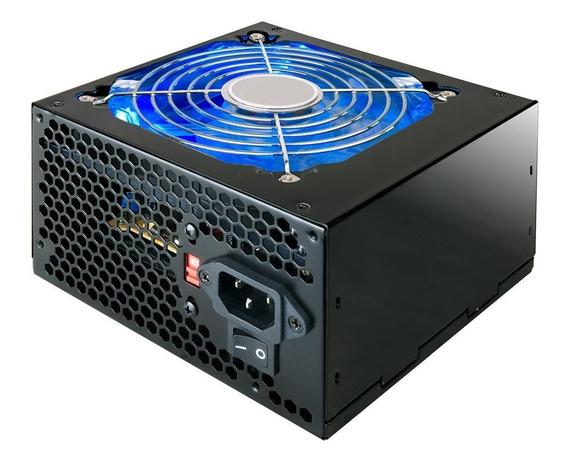 Fonte Atx 420w 24 Pinos 3ide 2 Sata High Power Bivolt Mymax