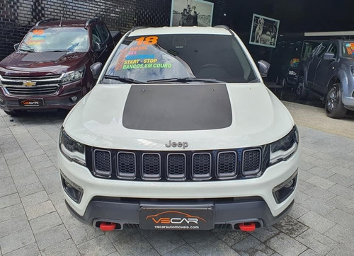 Jeep Compass Trailhawk 2.0 16v Turbo Diesel, Fqf0495