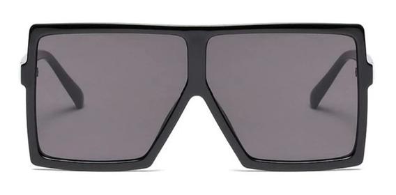 Óculos De Sol Gucci Oversized Quadrado