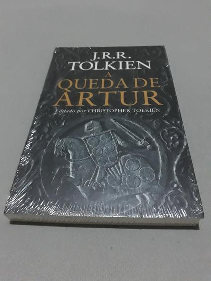 Livro A Queda De Artur Lacrado