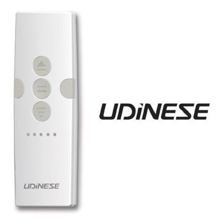 Controle Emissor Udinese Radio Frequencia 5 Canais (udc251)
