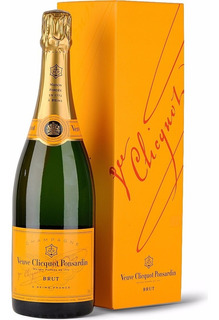 Champaña Champagne Veuve Clicquot Brut 750ml Yellow Label