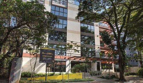 Sala Comercial Para Venda, Brooklin Paulista, São Paulo - Sa2585. - Sa2585-inc