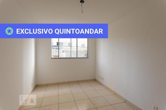 Apartamento No 1º Andar Com 1 Dormitório E 1 Garagem - Id: 892968279 - 268279