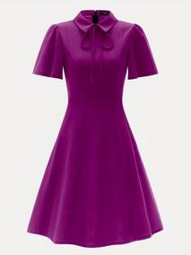 Vestido Vintage Color Bugambilia