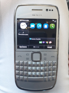 Celular Nokia E6-00 Original (sin Tapa Trasera)