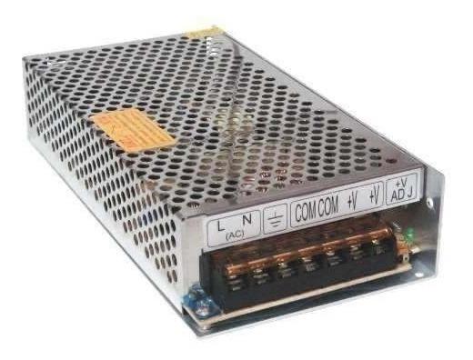 Kit 2 Fontes Inversor Conversor 110 220v Saida 12v 10a 120w