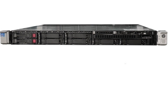 Servidor Hp Dl360e Gen8 Xeon E5-2450l Ram 128gb