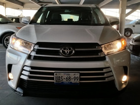 Toyota Highlander 3.5 Xle At 2017