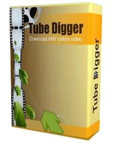 Tubedigger - Baixar Videos Sites Blindados ( Vitalicio )