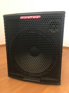Amplificador De Bajo Ibanez Promethean P3115-u De 300 Watts