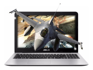 Notebook Asus Core I3 8gb 15.6 Windows + Ssd 480gb Gamer