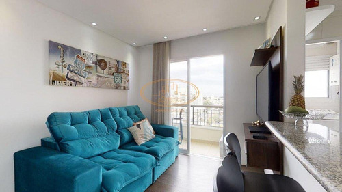 Apartamento  Com 1 Dormitório(s) Localizado(a) No Bairro Sacomã Em São Paulo / São Paulo  - 17342:924740