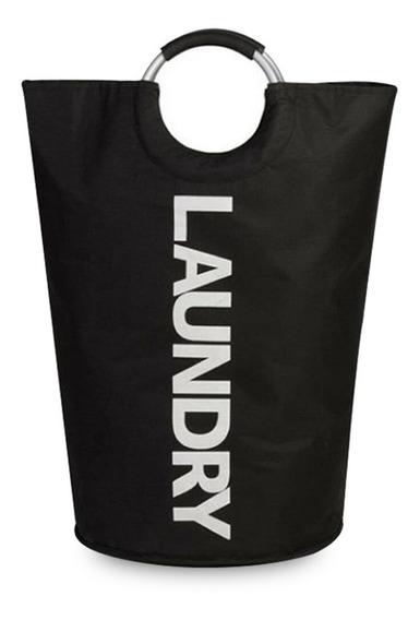 Cesto Canasto Laundry Con Manijas P Ropa Sucia Lavadero Pc