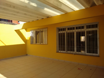 Campo Grande - Casa Térrea 3 Dorm