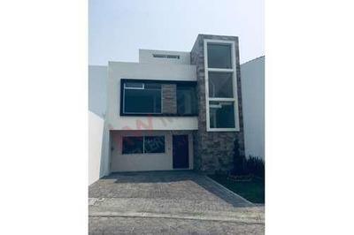Casa En Renta Parque Santo Domingo / Lomas De Angelopolis