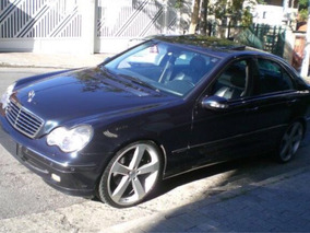 Mercedes Benz Classe C 3.2 4p 2001