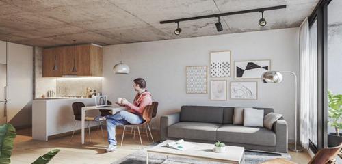 Venta De Apartamento De 1 Dormitorio En Live Suites, Centro
