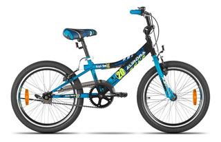 Bicicleta Juvenil Aurora 20 Nas-bk *ahora 12/18*