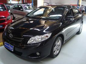Toyota Corolla Xei 2009 Automático (completo + Couro)