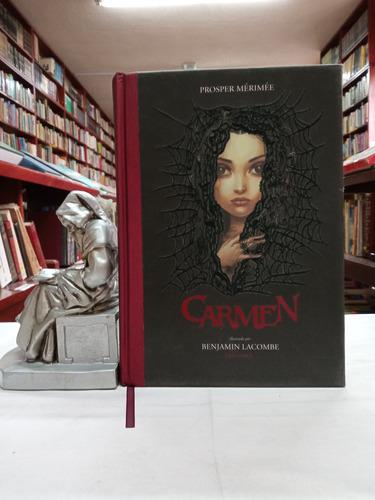 Carmen - Prosper Mériméme - Ilustrado - Edelvives