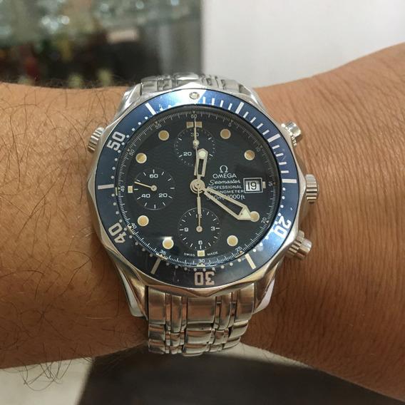 Omega Seamaster 007 James Bond Automático Cronografo Rolex