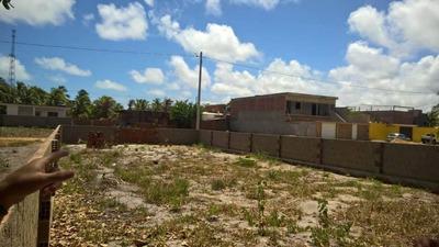 Terreno Particular, Praia De Peroba,115m2,sendo 5x23.murado.