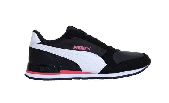 Zapatillas Puma St Runner V2nl Adp Neg/bla Mujer