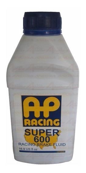 Fluido De Oleo De Freio Ap Racing Ap600 Cod.:00448