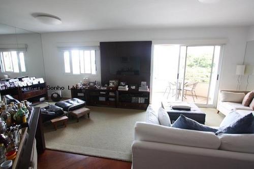 Apartamento Para Venda Em São Paulo, Vila Madalena, 3 Dormitórios, 1 Suíte, 3 Banheiros, 3 Vagas - 8477_2-830157