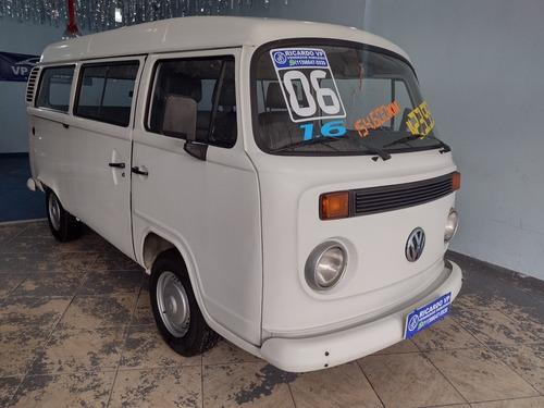 Kombi 2006 1.6 Gasolina Km 154.600