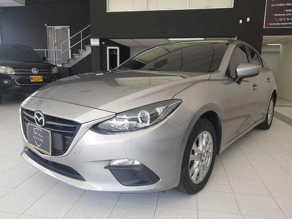 Mazda 3 Prime Automatico Mod 2015