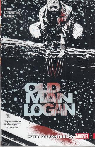 Imagen 1 de 1 de Comic: Old Man Logan Volumen 2 En Español Editorial Televisa