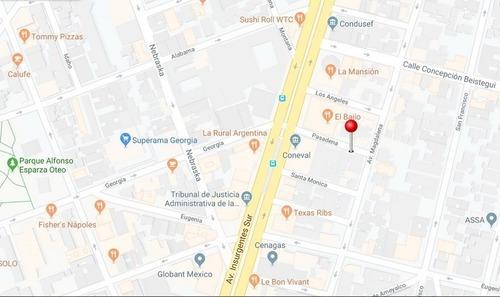 Casa En Remate En Colonia Del Valle $3,970,000.00 Pesos.