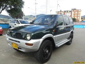 Nissan Terrano Ii Mt 2400cc Se 5p