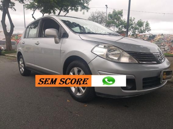 Financiamento Com Baixo Score Nissan Tiida 2009